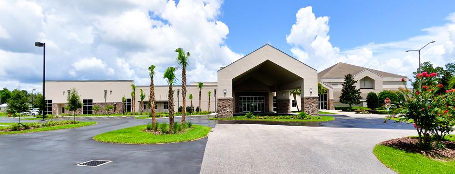 First Baptist Umatilla