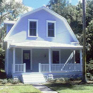 Nannie Cahoon House