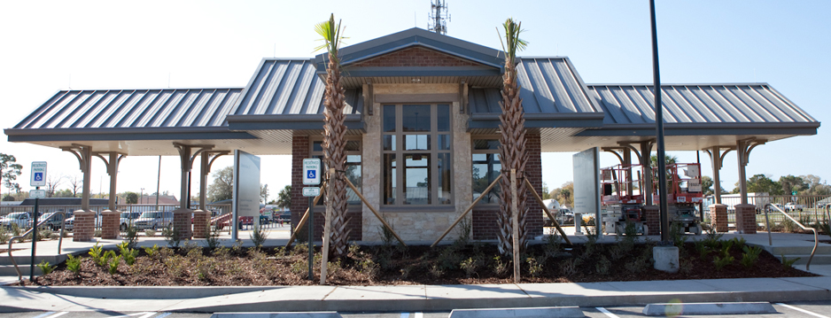 Amtrak Station Okeechobee