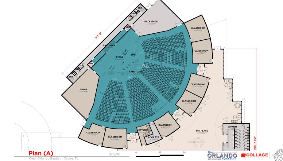 Floor Plan - A