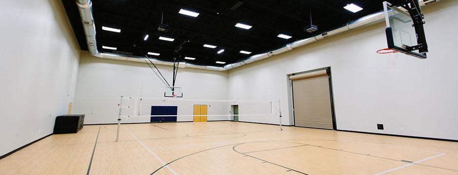 Multi-Purpose Room / Gym