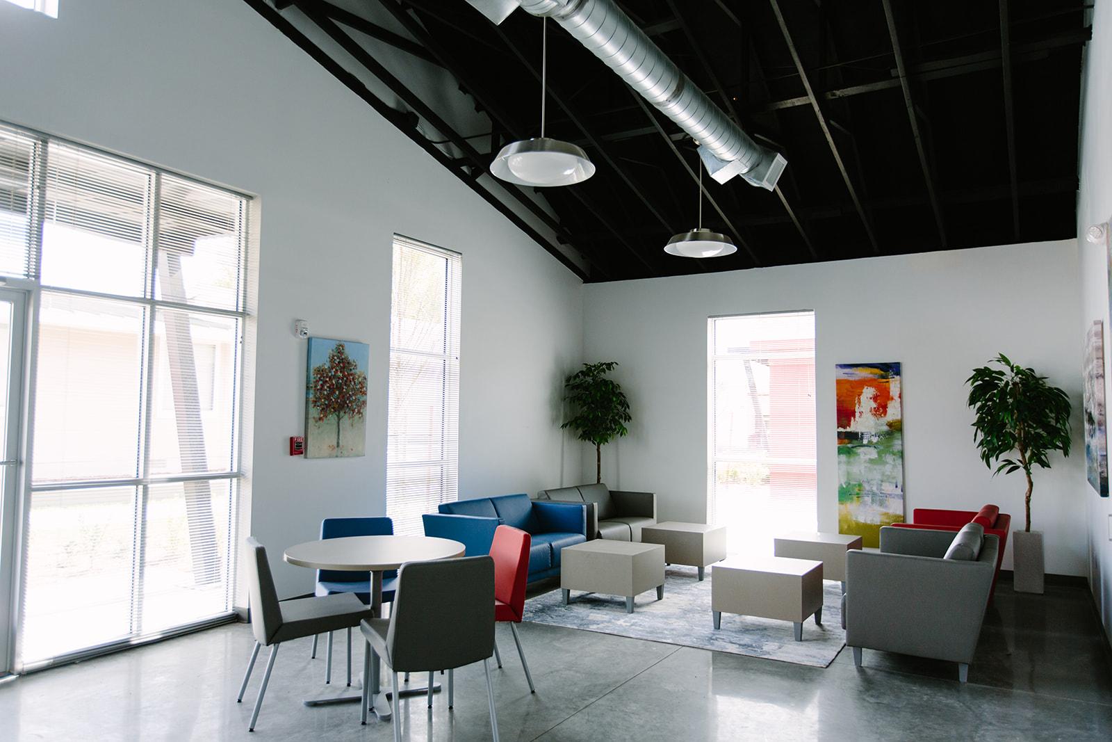 Teen Challenge Office and Dormitories