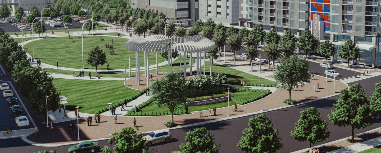 Creative Village Park - Orlando, FL