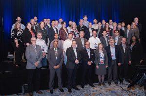 DBIA's 2018 Designated Design-Build Professional™ certification inductees