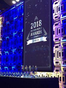 DBIA Collage Companies Design Build Institute Awards