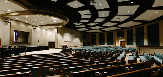 West Orlando Baptist Church Sanctuary